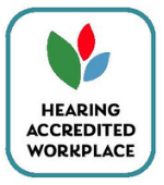 Hearing Accredited Workplace